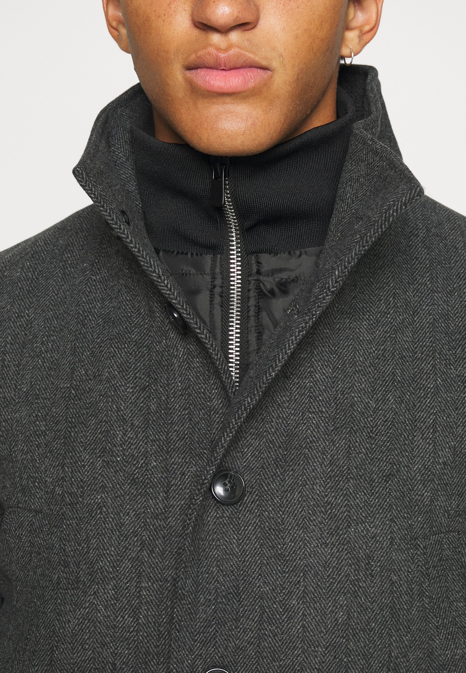 Homme NERON  - Manteau classique