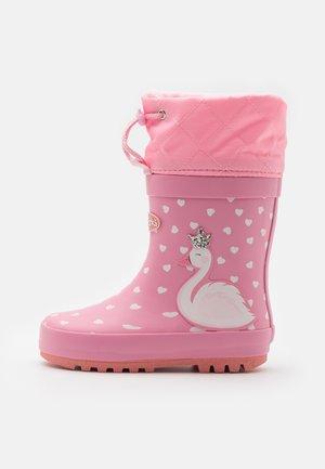 SWAN - Botas de agua - pink