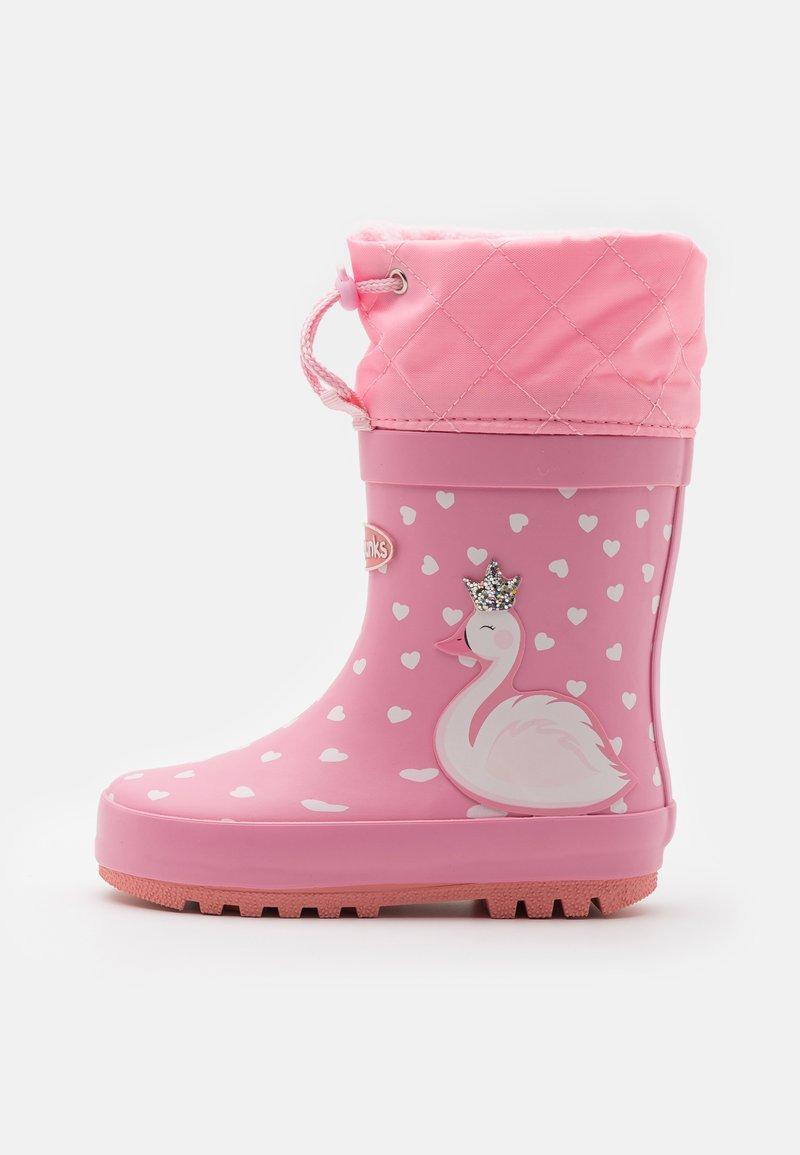 Chipmunks - SWAN - Gummistøvler - pink