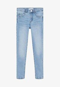 Mango - SKINNY - Jeans Skinny Fit - světle modrá - 0