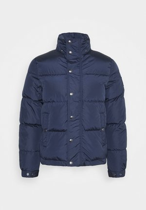 DOME SOLID JACKET - Doudoune - dark navy