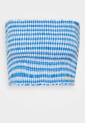 LW BEACH FOUNDATION BANDEAU - Strandaccessoire - blue/white