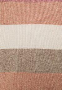 ONLY - ONLATIA STRIPE  - Jumper - dusty rose/misty rose/birch/beige - 2