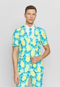 OppoSuits - MR PINK - Kostym - light blue - 2