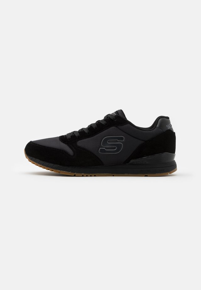 SUNLITE - Sneakersy niskie - black