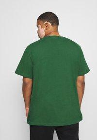 Lacoste - PLUS  - Print T-shirt - dark green - 2