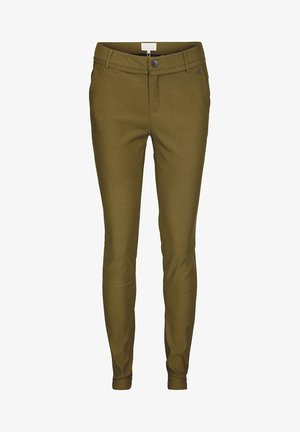 CARMA  - Trousers - olive