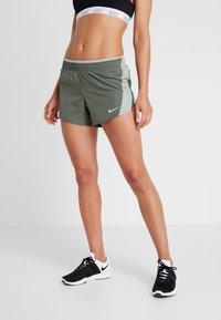 Nike Performance - Pantalón corto de deporte - juniper fog/jade horizon/galactic jade/wolf grey - 0