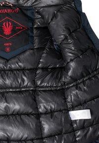 Navahoo - LAURA - Winter jacket - blue - 3