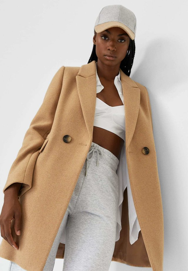 Short coat - beige