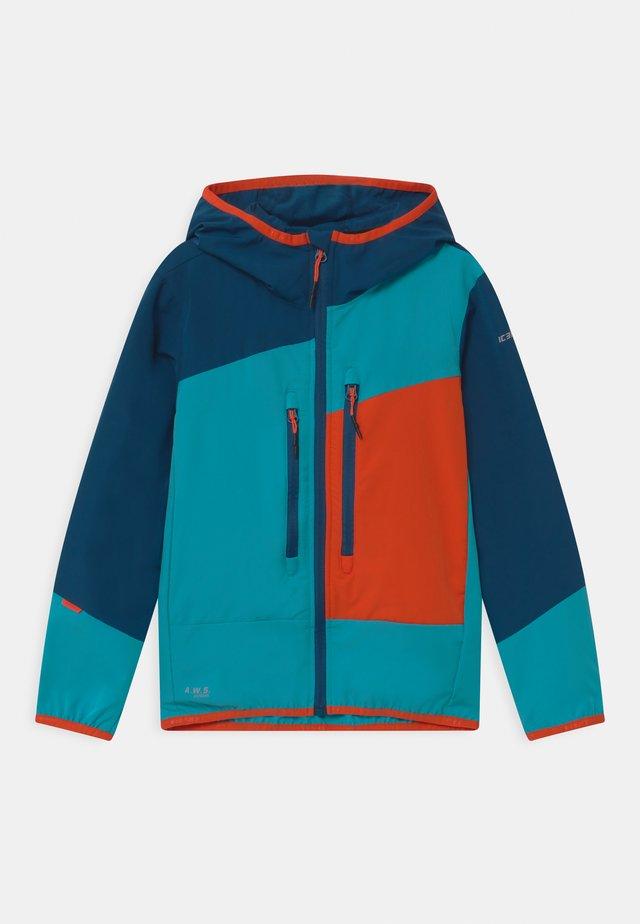 KRAMER UNISEX - Outdoor jacket - aqua