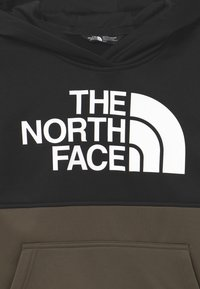 The North Face - SURGENT BLOCK HOODIE - Hoodie - new taupe green - 2
