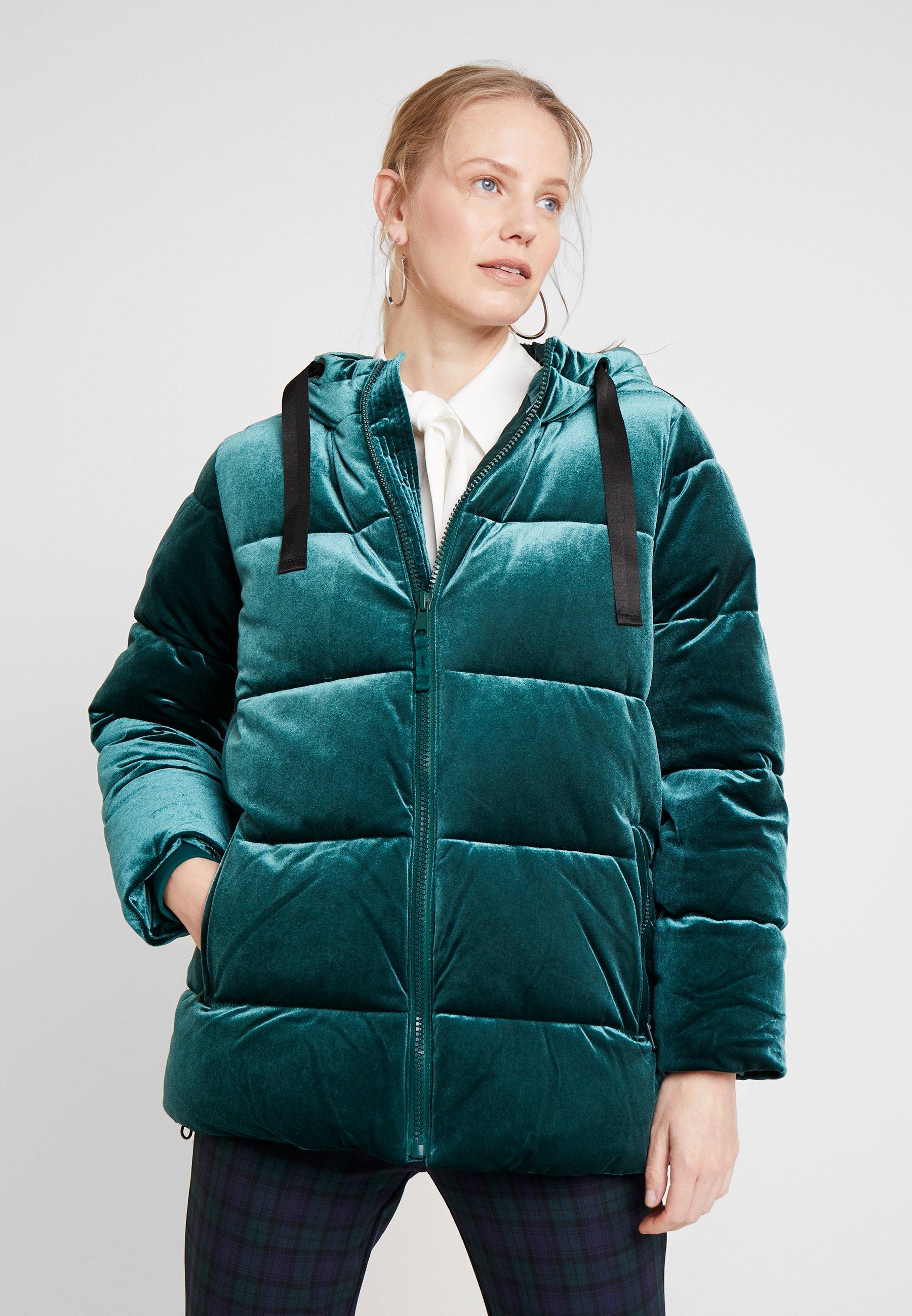 GAP FASHION PUFFER - Veste d'hiver - greenery - Manteaux Femme JXAxU