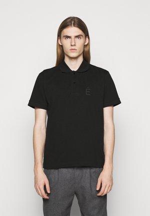 PATCH UNISEX - Poloshirt - black