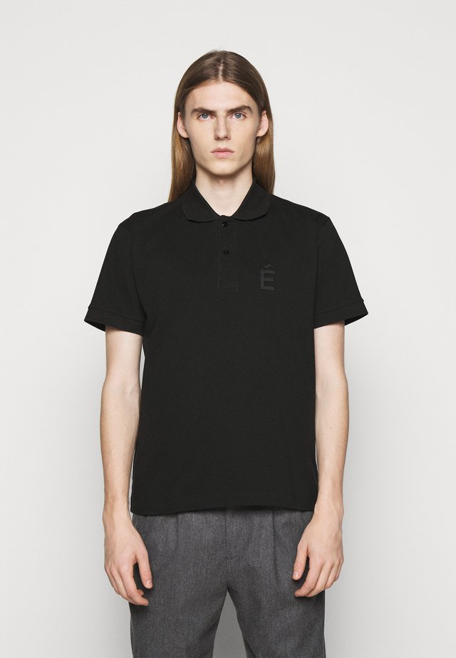 PATCH UNISEX - Poloshirt - black