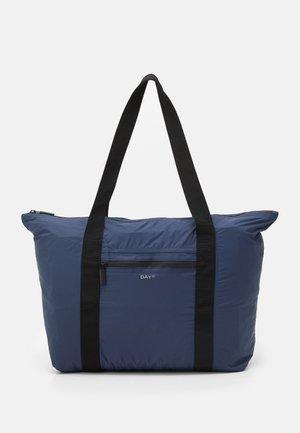 NO RAIN TOUR - Tote bag - navy blazer