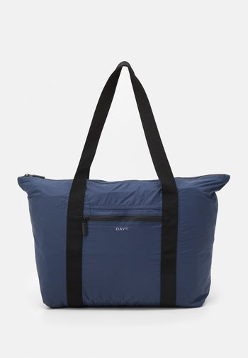 NO RAIN TOUR - Shopping bag - navy blazer