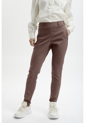 VERA LIVA - Trousers - shopping bag