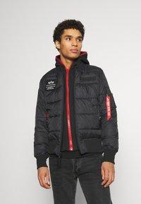 Alpha Industries - Winter jacket - schwarz - 0
