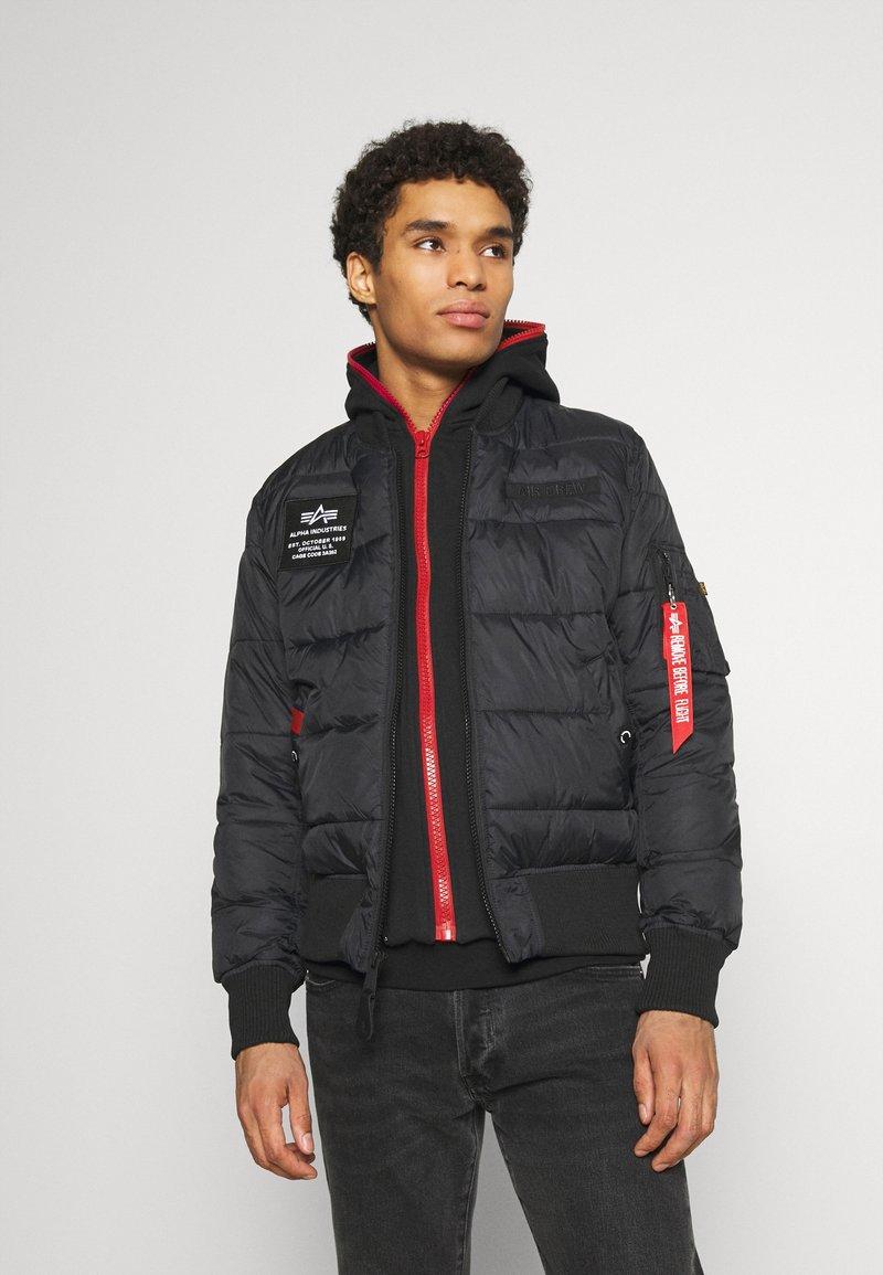 Alpha Industries - Winter jacket - schwarz