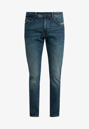 MADISON - Slim fit jeans - green cast