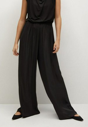 PASQ-A - Trousers - black