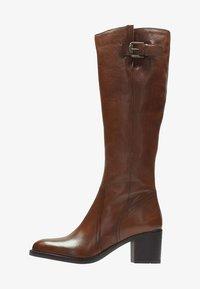 Clarks - MASCARPONE ELA - Boots - light brown - 0