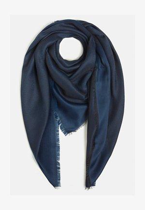 Foulard - mehrfarbig schwarz