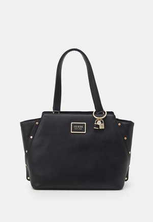 HANDBAG TYREN GIRLFRIEND CARRYALL - Tote bag - black