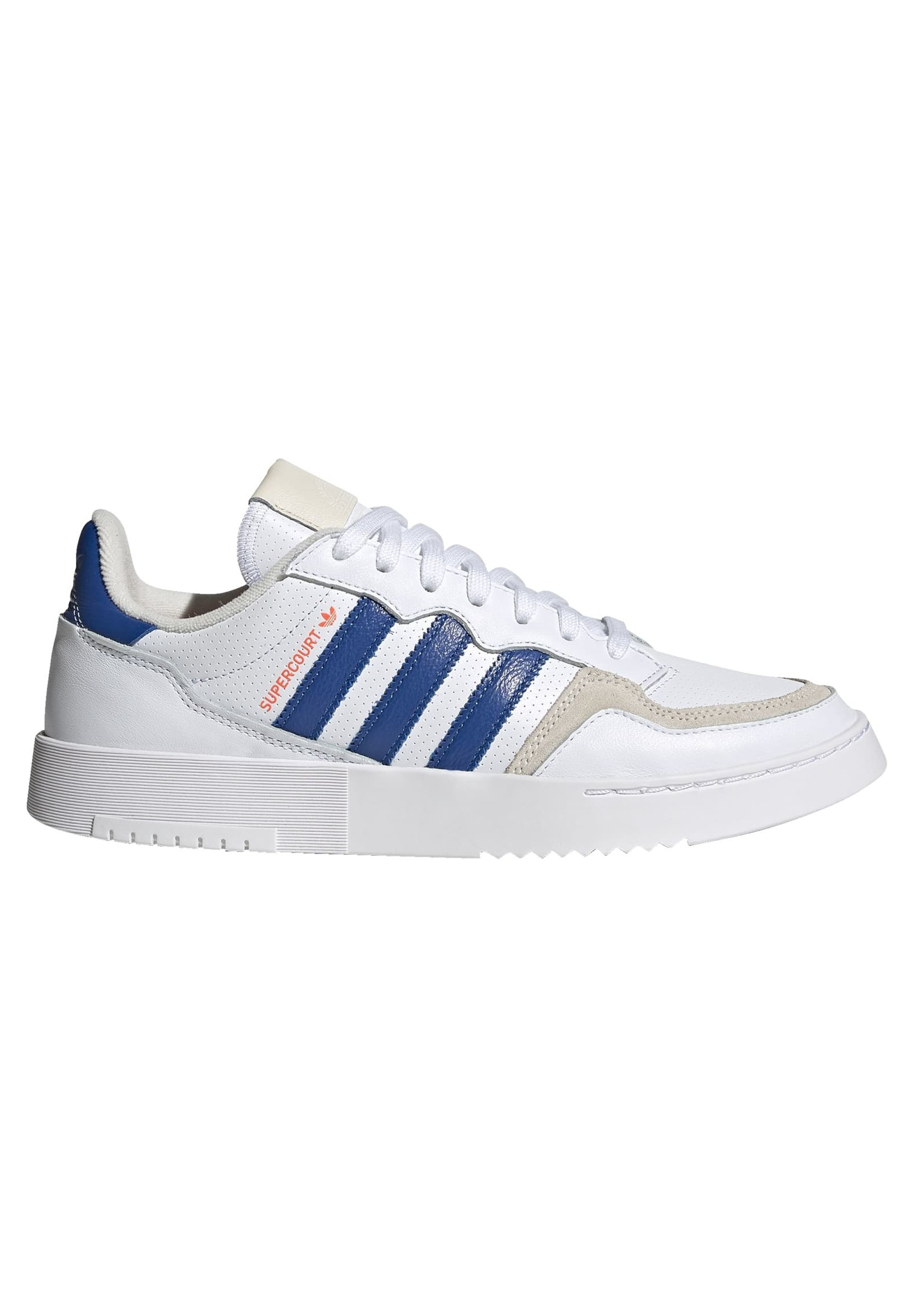 adidas Originals SUPERCOURT SHOES - Sneaker low - white/weiß - Herrenschuhe Nb8hV