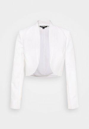 BOLERO - Sportovní sako - white