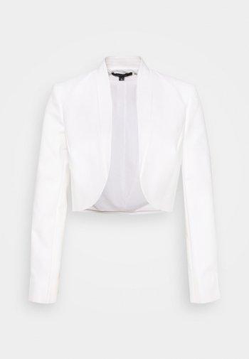 BOLERO - Blazer - white
