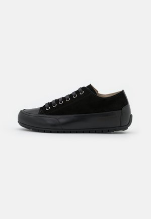 ROCK  - Sneakers laag - nero /tamponato nero