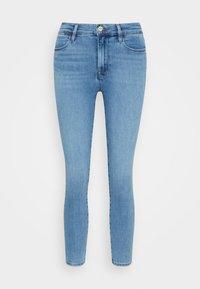 LE HIGH SKINNY CROP - Jeans Skinny Fit - tide pool