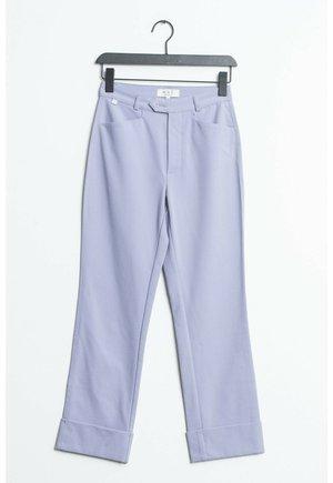 Trousers - purple