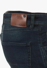 Casa Moda - Denim shorts - dunkelblau - 3