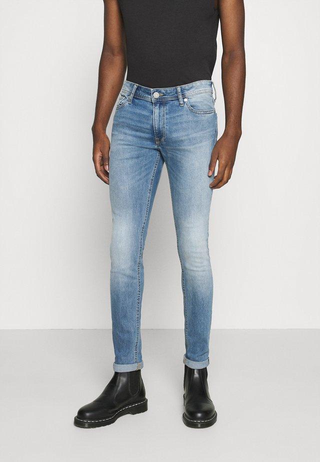 JJILIAM ORIGINAL  - Jeans Skinny Fit - blue denim
