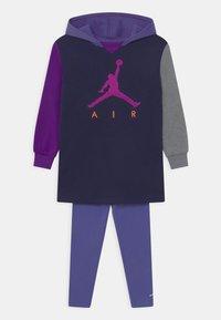 Jordan - JORDAN AIR SET - Sports dress - blackened blue - 0
