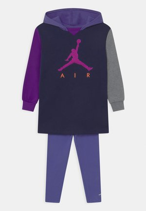JORDAN AIR SET - Sports dress - blackened blue