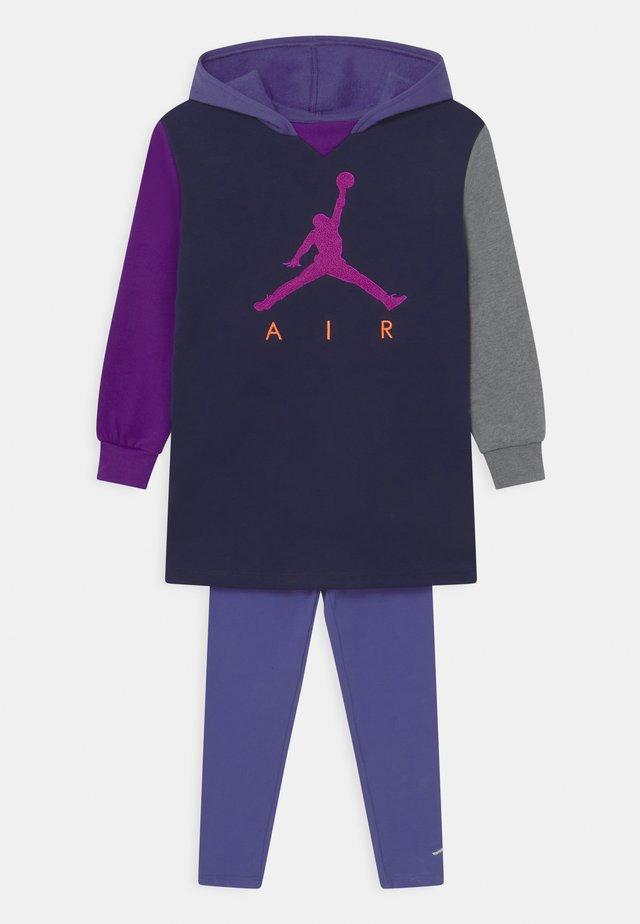 JORDAN AIR SET - Vestido de deporte - blackened blue
