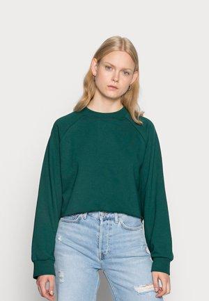 Collegepaita - dark green
