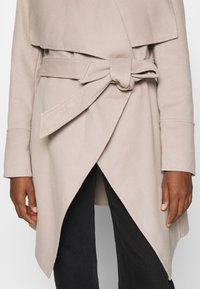 Forever New - WILLOW WRAP COATS - Classic coat - mink - 5