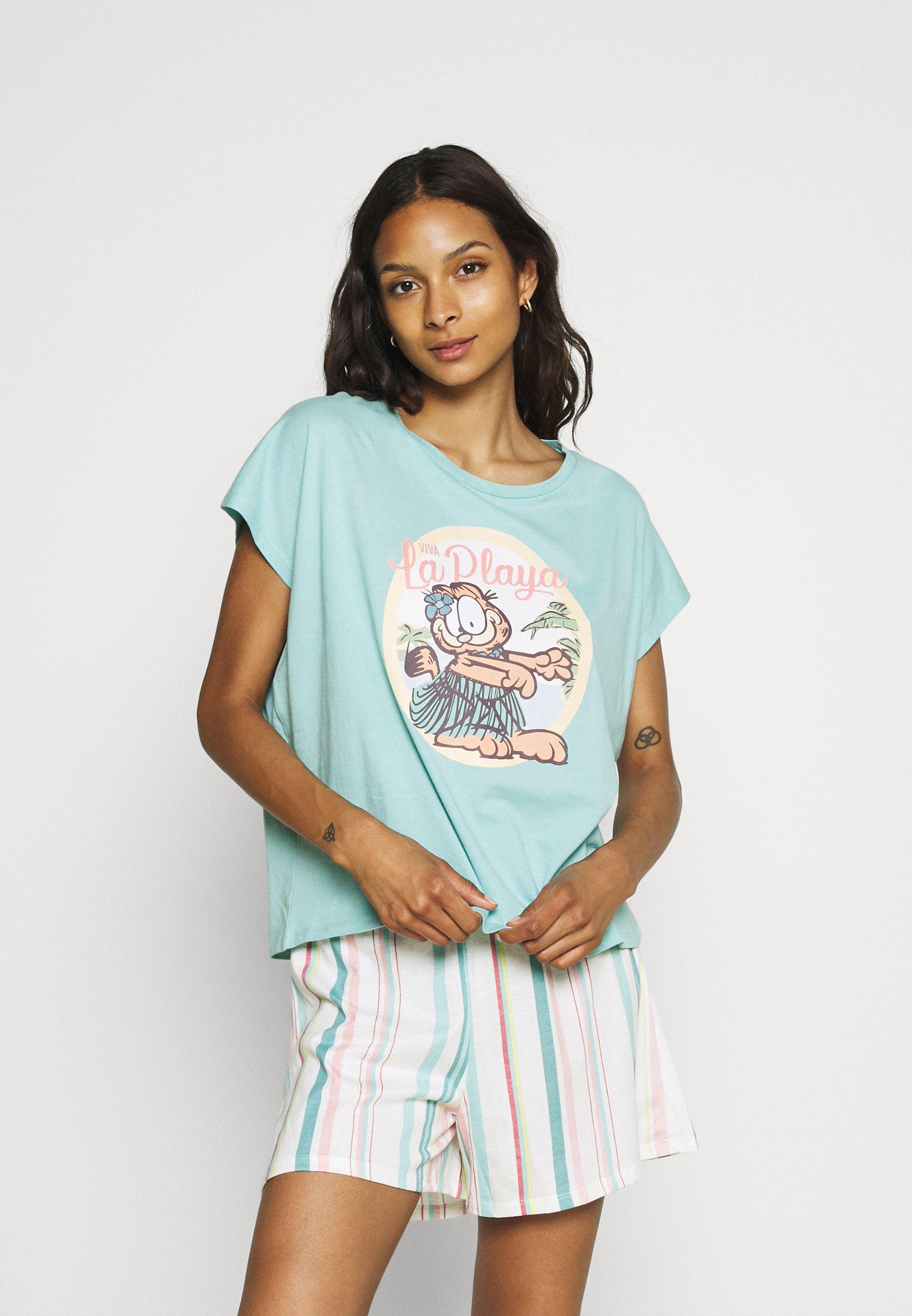 Damen GARFIELD EXOTIC PLAYA - Pyjama