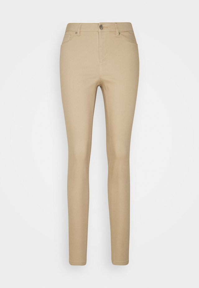 VMHOT SEVEN MR PUSH PANT - Skinny džíny - tan