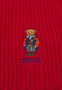 Polo Ralph Lauren - OUTDOOR BEAR - Šála - red - 3