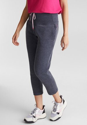 3/4 sports trousers - navy