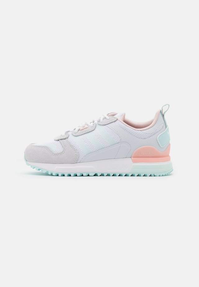 ZX - Zapatillas - dash grey/ice mint/icey pink
