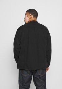 Jack´s Sportswear - JACKET - Spijkerjas - keep black - 2
