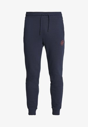 JJIGORDON  - Pantalon de survêtement - navy blazer