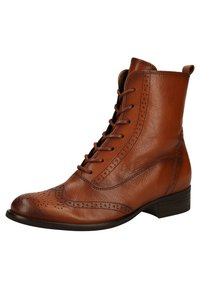 Gabor - Lace-up ankle boots - new whisky(effekt) - 2